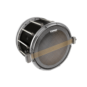 "Evans Hybrid 14"" Marching Snare Bottom Head"