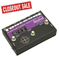 Radial Tonebone Loopbone Effects Loop Controller *Close-Out Sale*