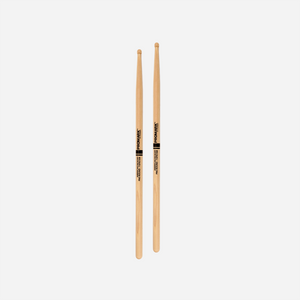 Promark Hickory Drumstick - 7A Pro-Round Wood Tip