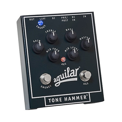 Aguilar Tone Hammer® Preamp/Direct Box