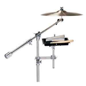Gon Bops Small Percussion Tray with Heavy-Duty Clamp