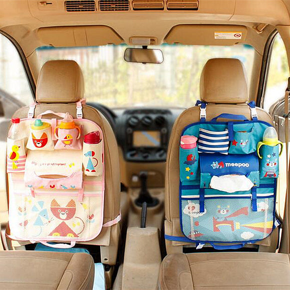 Car Backseat Organizer For Baby