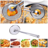 Stainless Steel Filter Spoon With Clip