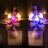 LED Night Light Flowers