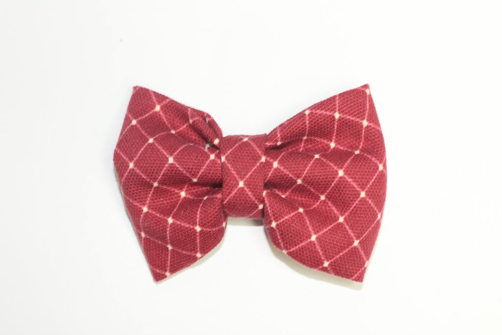 Abstract on Red Bow