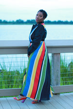 Screaming Multicolor Maxi