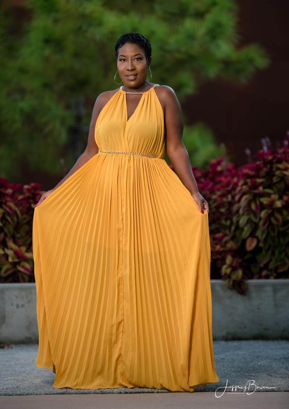 Wonderfully Made Maxi