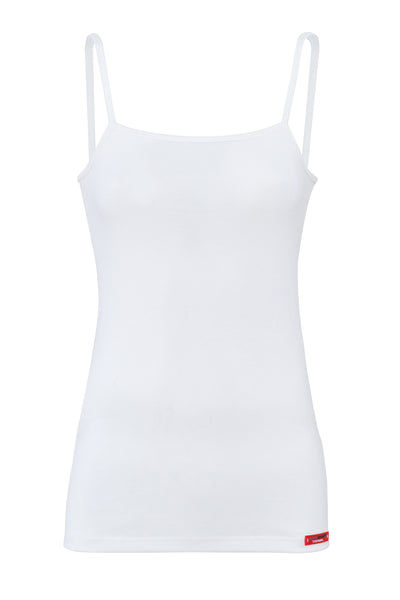 blackspade-Ladies' thermal singlet-1261, level 2-underwear-white