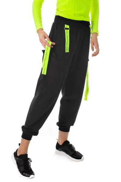 chassca jogger pant with cargo pockets - Breakmood