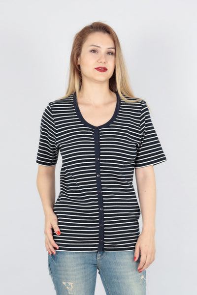 chassca shirt style stripe t-shirt - Breakmood