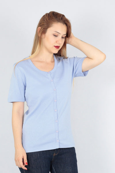 chassca shirt style plain t-shirt - Breakmood