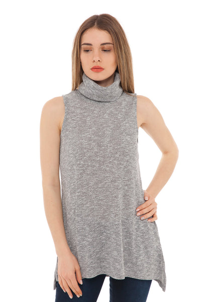 chassca mouline turtleneck  tunic - Breakmood