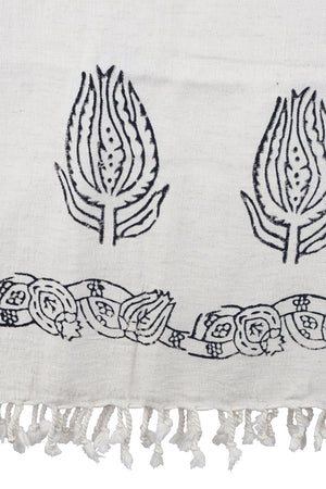 chassca  stone printed cotton-linen peshtemal turkish towels breakmood-2.myshopify.com