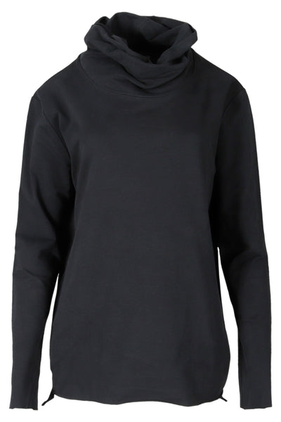 chassca raw edge sweatshirt - Breakmood
