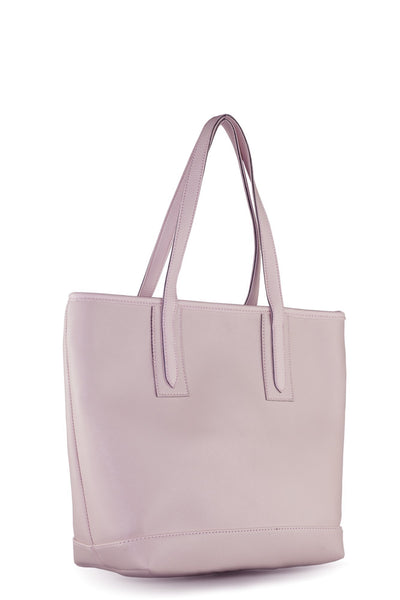chassca rose shoulder bag with single zip - Breakmood