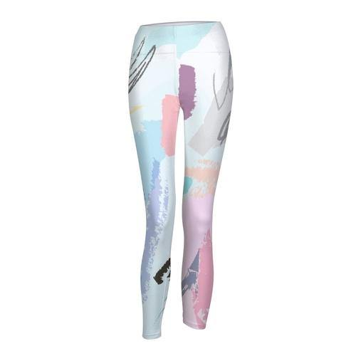 Abstract Doodle Women's Yoga Pant