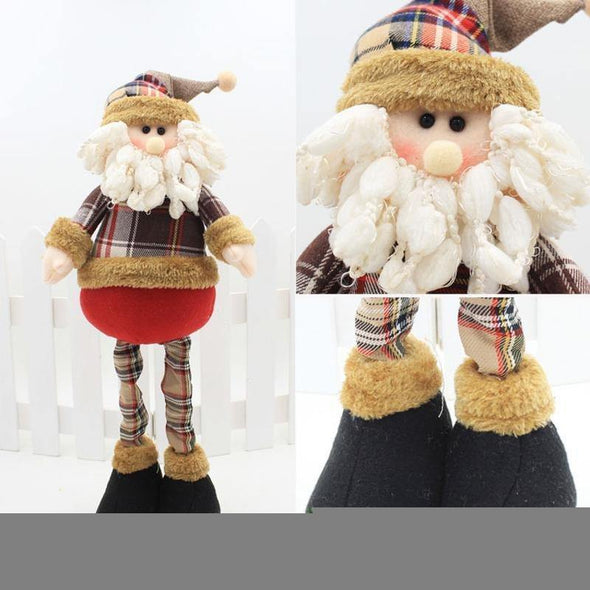 Christmas Dolls Decor Gift - Tokhore