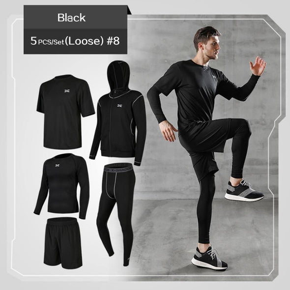 Men's sports suit - Tokhore