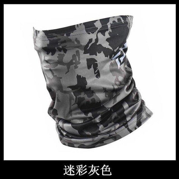 Ice Silk Daiwa Fishing Scarf Magic Sunscreen Fishing Bandana Breathable Scarf Mask Head Cover Ear Cover Riding Towel - Tokhore