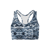 Navy Camo Sports Bra - Tokhore