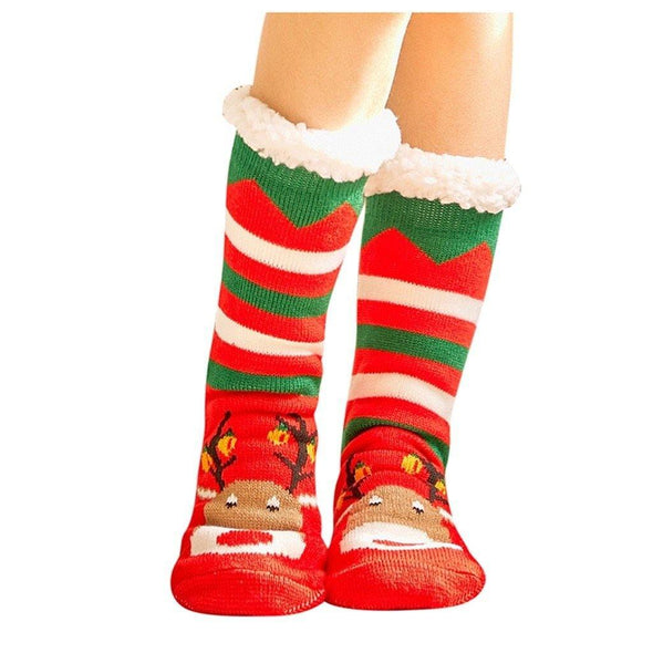 Women's Socks Lady Christmas Gift - Tokhore