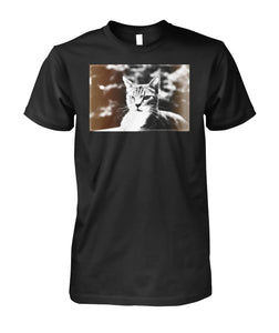 Shirt Cat Unisex Cotton Tee - APlusCat