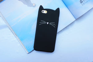 Cat Ear iPhone Case - APlusCat