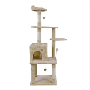 Cat House Tower - APlusCat
