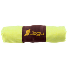 Yellow Eco Friendly Beach Blanket