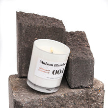 Bergamot and Tobacco Scented Candle