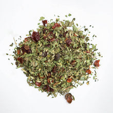Nurture (Nettle, Lemon Balm, Fennel & Rose Hips) Herbal Infusion