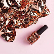 Dasher Rose Gold Nail Polish