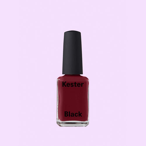 Pinot Noir Burnt Red Nail Polish