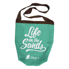 Life On The Sands Beach Bag