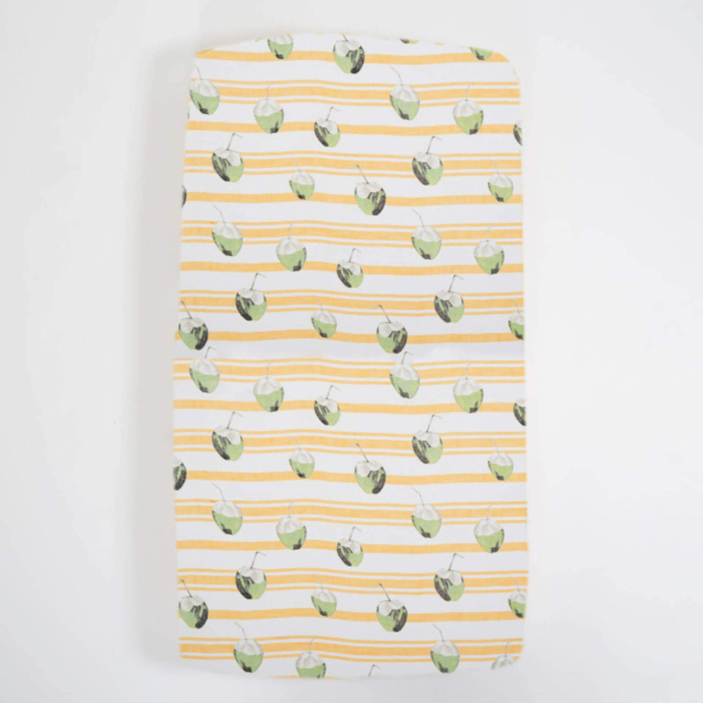 Fitted Organic Cot Sheet