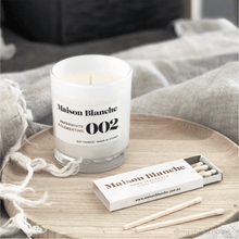 Paperwhite and Clementine Eco Friendly Candle
