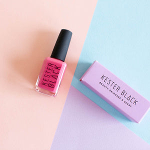 Queenie Pink Nail Polish