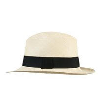 Fedora Natural Panama Hat