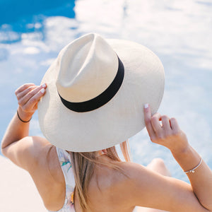 Shade Natural Panama Hat