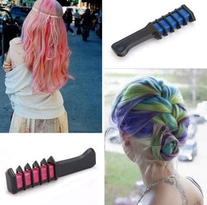 Magic Color Chalk Comb