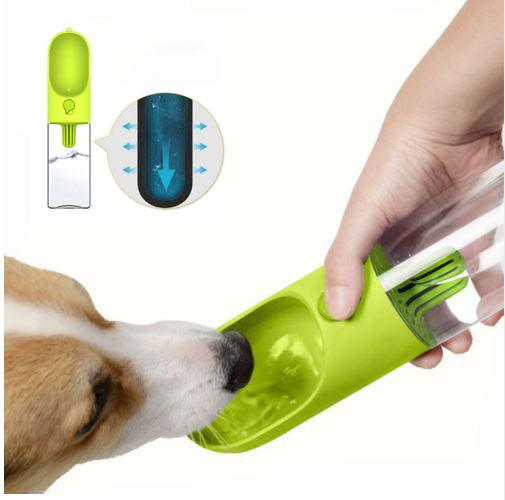 Pet Filtered Water Bottle