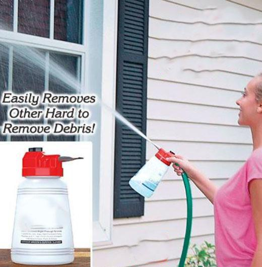 Outdoor Glass Sprayer