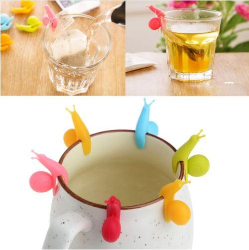 Silicone Drink Markers - 6pcs/Set