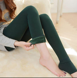 Autumn and Winter Warm Leggings - 8 Color