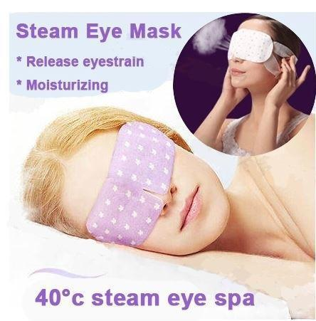 Disposable Steam Eyepatch  6pcs