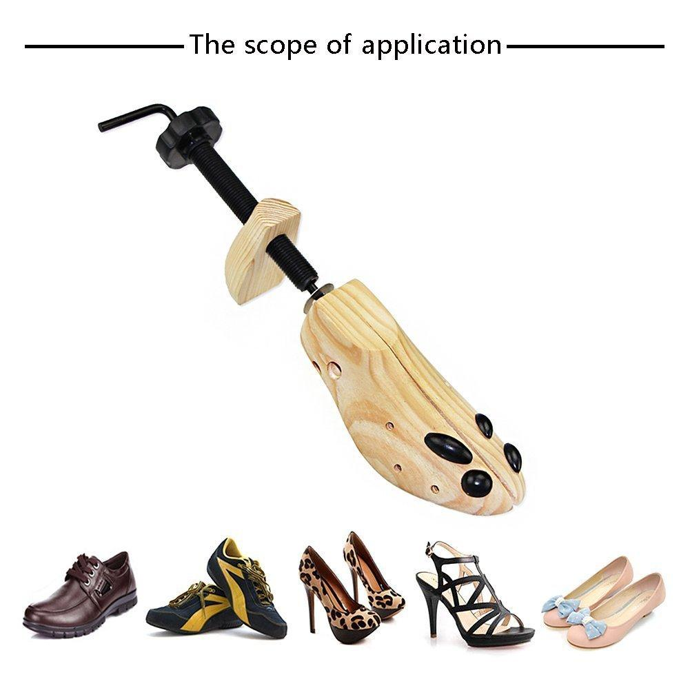 Adjustable Wooden Shoe Stretcher