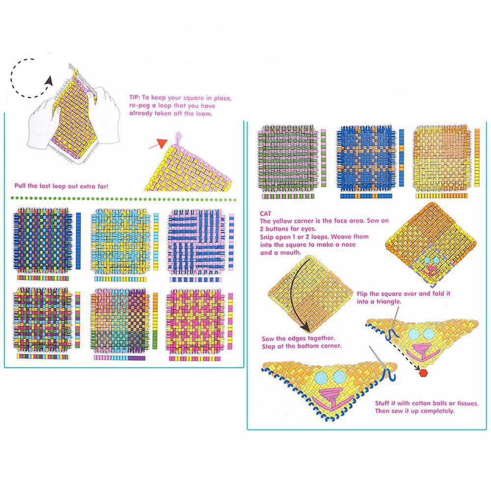 Weaving Loom Activity Kit