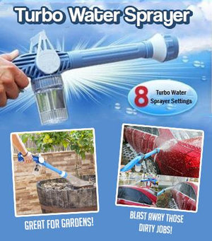 Turbo Water Sprayer