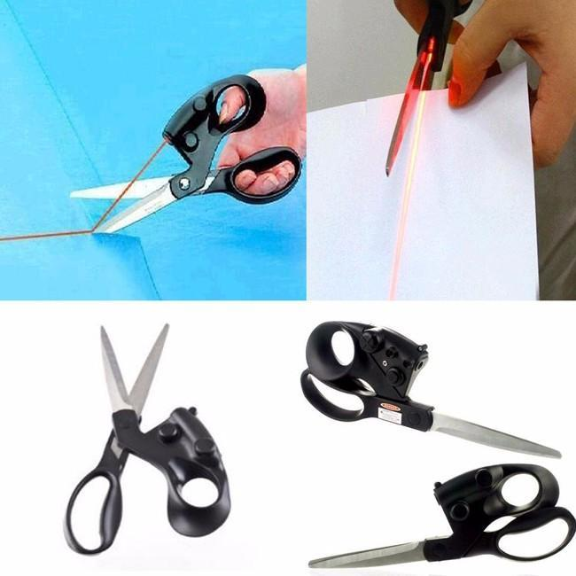 Professional Laser Guided Scissors