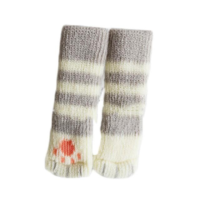 4 Pcs/Set Table Chair Foot Cover Socks